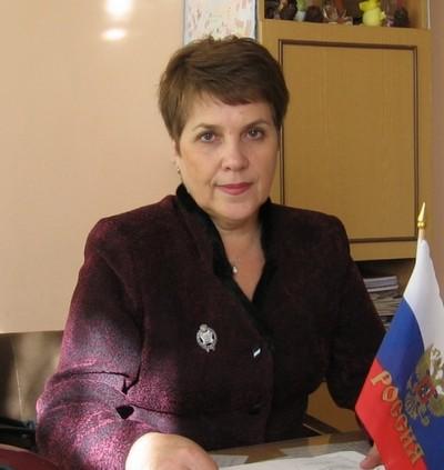 Игнатенко Лидия Ивановна директор школы № 12 г. Арзамас