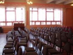 Актовый зал в школе № 12 г. Арзамас