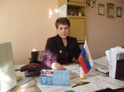 Кабинет директора МОУ сош № 12 Игнатенко Л.И.