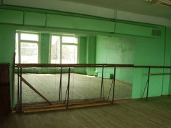 Кабинет хореографии школа № 12 г. Арзамаса