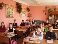 Кабинет начальных классов занимающийся по системе Занкова МОУ сош № 12 Арзамас
