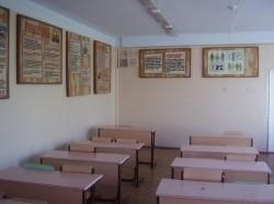 Кабинет ОБЖ школа № 12 г. Арзамас