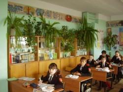 Кабинет русского языка и литературы Некоз Т.И. школа № 12 Арзамас
