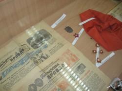 Кабинет истории и школьный музей «Времен связующая нить» школа № 12 г. Арзамас