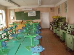 Кабинет трудов для мальчиков школа № 12 г. Арзамас